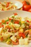 De salade van het Brussels lof stock fotografie