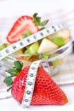 De salade van het dieet Royalty-vrije Stock Afbeeldingen