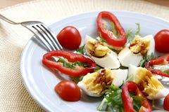 De salade van het ei Stock Foto