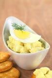 De Salade van het ei Royalty-vrije Stock Fotografie