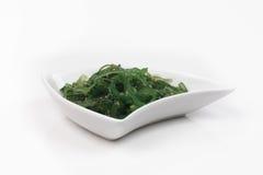 De salade van het zeewier Royalty-vrije Stock Fotografie