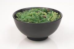 De salade van het zeewier Stock Afbeelding
