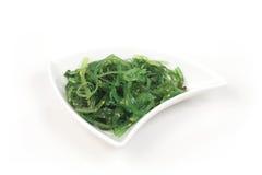 De salade van het zeewier Royalty-vrije Stock Foto