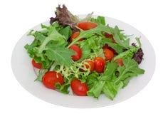 De salade van kersentomaten Royalty-vrije Stock Afbeelding