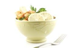 De Salade van kippentabbouleh Stock Afbeeldingen