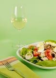 De Salade van Nicoise Stock Foto