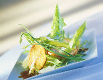 De salade van Primavera Stock Foto's