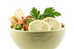 De salade van Tabbouleh Royalty-vrije Stock Foto