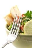 De salade van Tabbouleh Stock Afbeelding