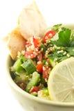 De salade van Tabbouleh Royalty-vrije Stock Afbeeldingen