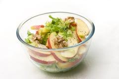 De salade van Waldorf Stock Afbeelding