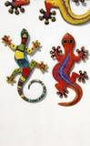 De salamanders van cijfers Royalty-vrije Stock Fotografie