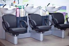 De Salon van de schoonheid Stock Foto