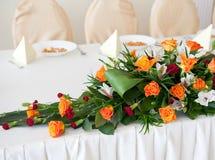 De samenstelling van de bloem Royalty-vrije Stock Fotografie