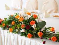 De samenstelling van de bloem Royalty-vrije Stock Foto's