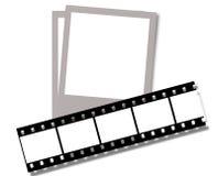 De Samenstelling van de film vector illustratie