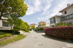 De samenstelling van de villa Royalty-vrije Stock Fotografie