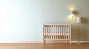 De samenstelling van het kinderdagverblijf Royalty-vrije Stock Foto
