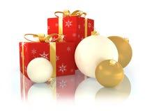 De samenstelling van Kerstmis stock illustratie