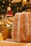 De samenstelling van Kerstmis Royalty-vrije Stock Afbeeldingen