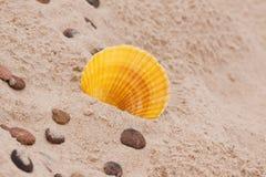 De samenstellingen van de woestijn. De duinen van de woestijn Royalty-vrije Stock Fotografie