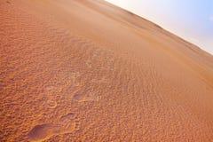 De samenstellingen van de woestijn. De duinen van de woestijn Royalty-vrije Stock Foto's