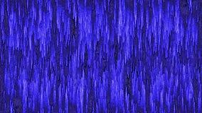 De samenvatting animeerde blauwe achtergrond stock videobeelden
