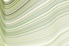 De samenvatting kleurde geometrisch lijn, kromme & golfpatroon Kunst, ronde, achtergrond & canvas vector illustratie