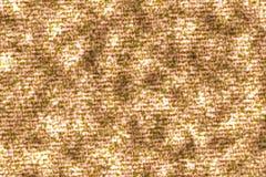 De samenvatting, schittert het patroon naadloze achtergrond van het gloed gouden deeltje stock illustratie
