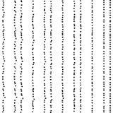 De samenvatting stippelde naadloos patroon Stock Afbeelding
