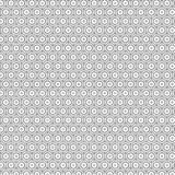 De samenvatting trekt van het de Lijn Naadloze Patroon van de Ornamentwerveling de Spiraalvormige Vectorillustratie Stock Illustratie