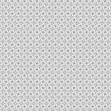 De samenvatting trekt van het de Lijn Naadloze Patroon van de Ornamentwerveling Spiraalvormige Vectorillustratie Als achtergrond Stock Foto