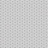 De samenvatting trekt van het het Netpatroon van het Sterrenornament Vectorillustratie Als achtergrond Royalty-vrije Stock Foto
