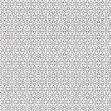 De samenvatting trekt van het het Netpatroon van het Sterrenornament Vectorillustratie Als achtergrond Royalty-vrije Stock Afbeeldingen