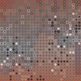 De samenvatting van cirkels Stock Foto's