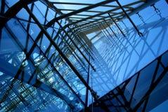De Samenvatting van de architectuur Royalty-vrije Stock Foto's