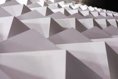 De samenvatting van de architectuur Stock Fotografie