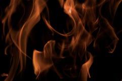 De Samenvatting van de brand Stock Foto
