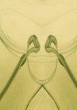 De samenvatting van de kunst Vector Illustratie