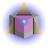 De samenvatting van de kunstillustratie vector illustratie