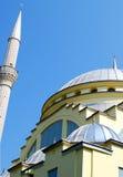 De Samenvatting van de moskee Royalty-vrije Stock Fotografie