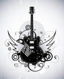 De samenvatting van de muziek Stock Afbeeldingen