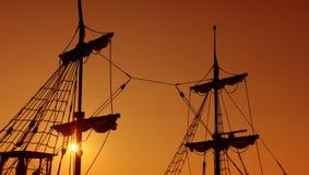 De samenvatting van de navigatie Royalty-vrije Stock Foto's