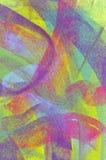 De Samenvatting van de pastelkleur royalty-vrije stock afbeelding