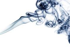 De samenvatting van de rook Stock Foto