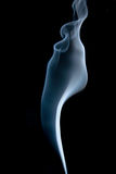De samenvatting van de rook stock afbeelding