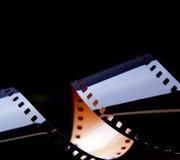 De Samenvatting van de Strook van de film Stock Afbeeldingen