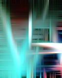 De Samenvatting van de technologie vector illustratie