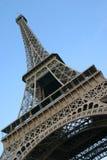 De Samenvatting van de Toren van Eiffel Stock Foto's