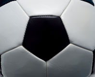 De samenvatting van de voetbal Royalty-vrije Stock Foto